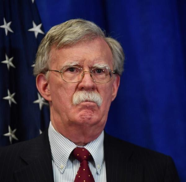 John Bolton kritisiert den Mittelstreckenraketenvertrag seit Jahren